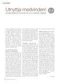 lmk117 jun2009 - Svenska Läkare mot Kärnvapen - Page 4