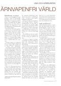 lmk117 jun2009 - Svenska Läkare mot Kärnvapen - Page 7