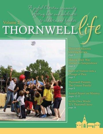 2012 Vol. 2 - thornwell