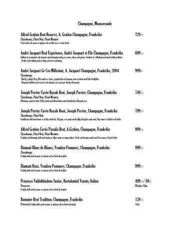 Ladda ner vår vinlista som PDF