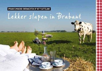 Lekker slapen in Brabant - GROEI.kans!