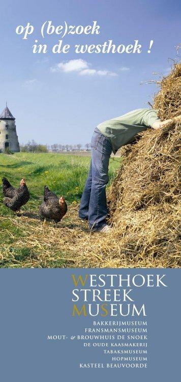 op (be)zoek in de westhoek ! - Mout- & Brouwhuis De Snoek