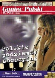 020 3067 1020 - Goniec Polski