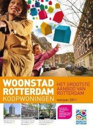 Koopmagazine Voorjaar 2011 - Woonstad Rotterdam