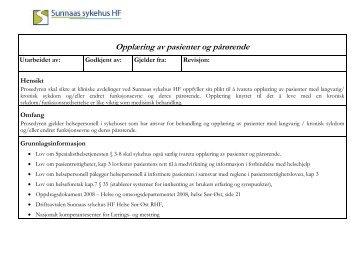 Ryggmargsskade - Sunnaas sykehus HF
