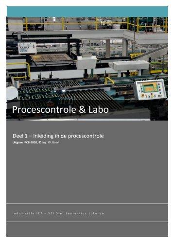 Deel 1 - inleiding in de procescontrole IPC8-2010 - Thinktwise.be