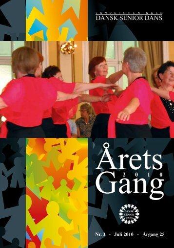 forsamling i Brønderslev 2010 - Landsforeningen Dansk Senior Dans