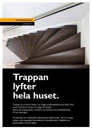 lundbergs broschyr trapprenovering - Bygghemma