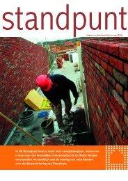 Standpunt april 2004 - Standvast Wonen