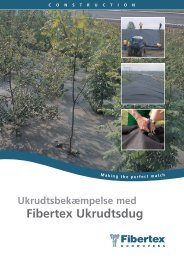 Download PDF - Fibertex AS