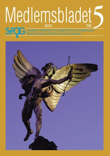 Medlemsblad 5 2010 - SFOG