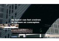 De kunst van het creëren in vormen en concepten - Van Nieuwpoort ...