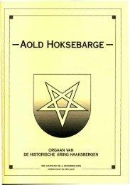 December - Historische Kring Haaksbergen