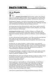 Lär av Mugabe - Lars Jonung
