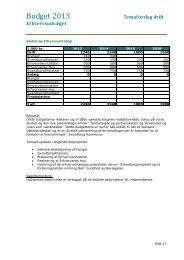 Erhvervsudvalget - Vækst og erhvervsstrategi - Svendborg kommune