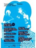 POLITIKEN 5 - Copenhagen Jazz Festival - Page 3