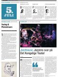POLITIKEN 5 - Copenhagen Jazz Festival - Page 4