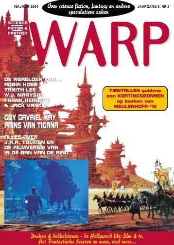 Warp najaar 2001 - Mynx, voor de avontuurlijke lezer