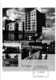 Waterplan gemeente Almelo