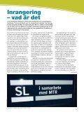 Svensk Trafiktidning - Saco-förbundet Trafik och Järnväg - Page 3