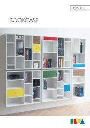 bookcase - Ilva