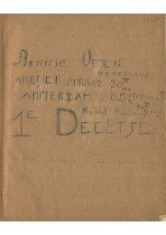 Dagboek van Bennie Ossen IK.WOR.NU. 9. 25 dec ... - Inge Hemker