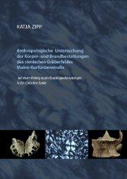 Anthropologische Untersuchung der Körper- und - Justus-Liebig ...