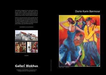 Dorte Karin Børmose - Galleri Blokhus
