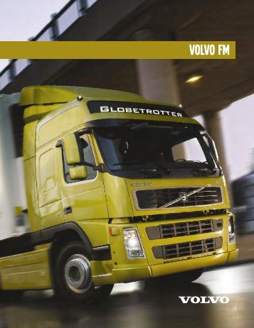 Volvo FM - Volvo Trucks