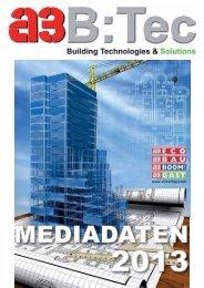 Mediadaten 2013 - A3 Verlag