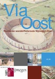 Tweede druk_Via Oost, boekje.indd - Gemeente Nijmegen