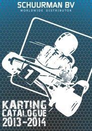 Karting Catalogue 2013/2014 (22Mb) - Schuurman B.V.