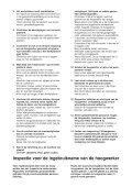 Algemene bedieningsinstructie hoogwerkers - Hws - Page 3