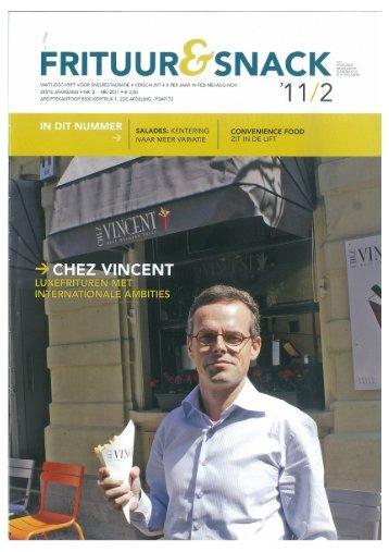 Frituur & Snack - chez vincent