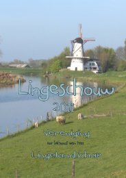 Lingeschouw 2011 def web - De Vereniging tot Behoud van het ...