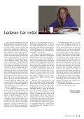 Nye kollegaer på vei - Bibliotekarforbundet - Page 3