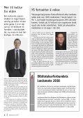 Nye kollegaer på vei - Bibliotekarforbundet - Page 4
