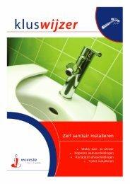 Zelf sanitair installeren - Wovesto