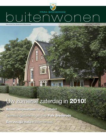 06 Buitenwonen - Najaar 2008.pdf - Park Brederode