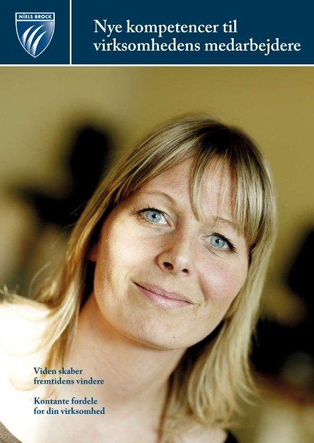 Nye kompetencer til virksomhedens medarbejdere - Niels Brock