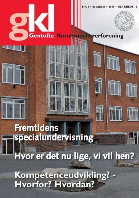 Kompetenceudvikling? - Gentofte Kommunelærerforening