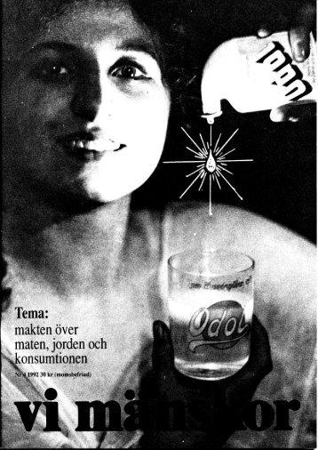 1992/4 - Vi Mänskor
