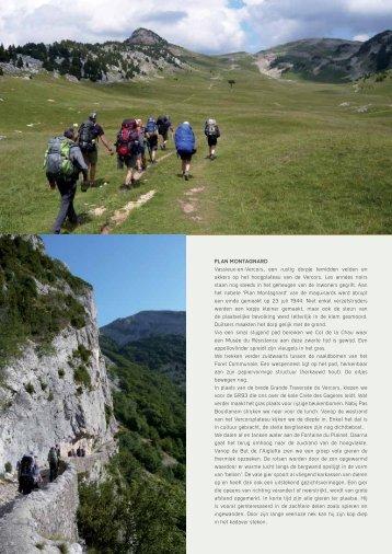 Gieren spotten - wandelen in de vercors - Klim- en Bergsportfederatie
