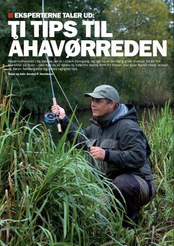 Ti tips til åhavørreden (PDF) - Fluekast.dk