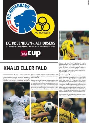 KNALD ELLER FALD - FC København
