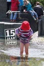 appm nieuwsbrief 16 voorjaar 2012 - APPM Management Consultants