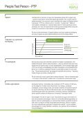 PTP - People Test Systems - Page 4