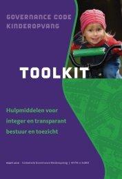 Governance Code Kinderopvang - NVTK