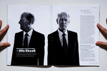 Ladda ner CAP&Designs reportage om Olle Eksell från 1999. - IDG.se