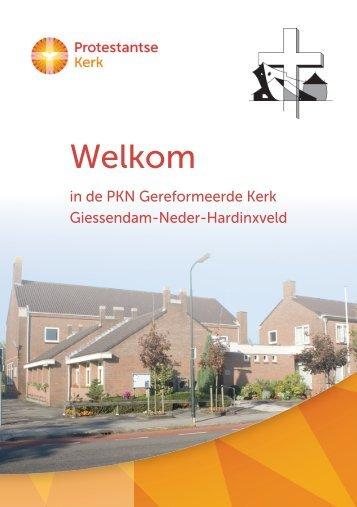 Welkom - PKN Hardinxveld